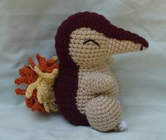 Here is Milotic! This is the largest, and most detailed amigurumi I have ever made. She is 36 inches long! This took me a while to make, and I am so proud of her ^_^ Milotic is my hands down favori...
