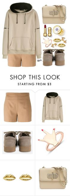 """""""Shein"""" by simona-altobelli ❤ liked on Polyvore featuring MaxMara, Tommy Hilfiger and Tatcha"""