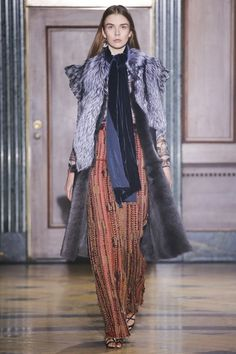 Sophie Theallet Fall 2016 Ready-to-Wear Collection Photos - Vogue Fashion Week, Fashion Show, Fashion Design, Sophie Theallet, Floral Maxi Dress, Vogue Paris, Fall 2016, Catwalk, Fashion Brands