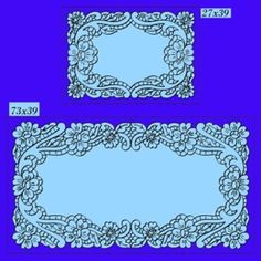 TuttoRicamo.it, Ricamo ed Intaglio a Barcellona Cutwork Embroidery, Embroidery Designs, Vine Border, Three Roses, Advanced Embroidery, Cut Work, Darning, Lace Making, Free Motion Quilting