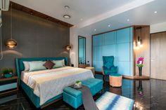 Home Design Living Room, Home Design Floor Plans, Bedroom Furniture Design, Bed Furniture Design, Home Room Design, Indian Bedroom Design, Modern Bedroom Interior, Interior Design Bedroom, Luxury Bedroom Master