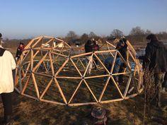 How to build a dome (DIY) | Ecoblog