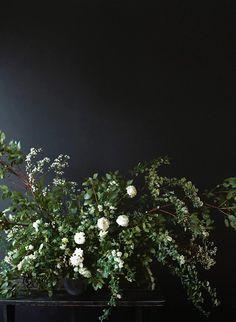 Lush and Natural Wedding Inspiration
