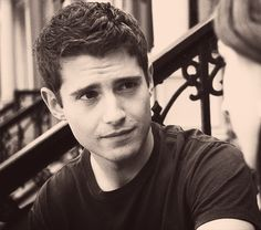 Julian Morris (Pretty Little Liars) this poor guy can never get the girl so I'll take him!