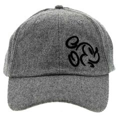 Your WDW Store - Disney LADIES Hat - Baseball Cap - Raised Mickey
