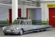 Citroën DS Tissier Rollback anyone?
