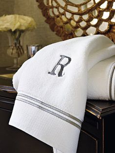 Made of the same luxurious and lofty cotton as our Resort Bath Towels!