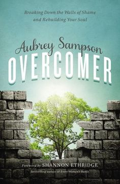 9780310342588, Overcomer : Breaking Down the Walls of Shame and Rebuilding Your Soul, Aubrey Gayel Sampson