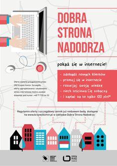 Dobra Strona Nadodrza CRZ Krzywy Komin ul. Dubois Wrocław