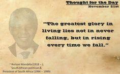 Rise Nelson Mandela Quotes