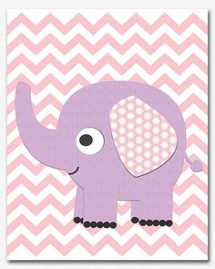 https://www.etsy.com/listing/169656267/purple-and-pink-chevron-elephant-baby?ref=related-2