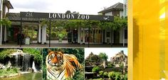 ZSL London Zoo with a new Children's Zoo and more than 750 animals