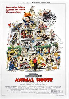 Animal House kicks off the Elmer Bernstein Memorial Film Series at the Granada Theatre tonight. http://sbseasons.com/2016/08/elmer-bernstein-memorial-film-series/ #sbseasons #sb #santabarbara #SBSeasonsMagazine #SBfilm #SBmovies To subscribe visit sbseasons.com/subscribe.html