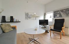 Apartment Strandvejen Fan� XI dnmk Fan� Apartment Strandvejen Fan? Dnmk XI is located Fan? Vesterhavsbad. It accommodates up to three guests. The price includes free entrance to R?dg?rd Camp. playland. Free internet access is available.