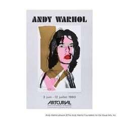 Warhol | Mick Jagger 1980