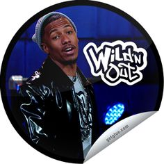 Steffie Doll's Nick Cannon Presents: Wild 'N Out: Montana/Guy Code cast Sticker | GetGlue