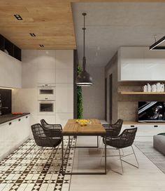 Лофт для молодой пары. - Dimplex. Камин в современном интерьере | PINWIN - конкурсы для архитекторов, дизайнеров, декораторов