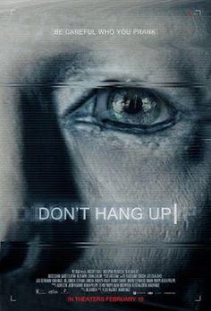 EL CINE QUE VIENE.: DON'T HANG UP. (TRAILER NUEVO 2017)