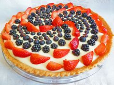 Dont make me a liar...try this oversized tart and rave like everyone else whos tried this fabulous dessert.