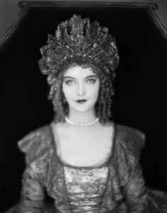 Lillian Gish, the face of an angel