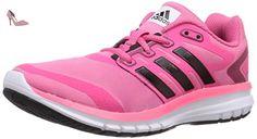 adidas Originals  Brevard, Chaussures de course femmes - Rose - Pink (Semi Solar Pink/Core Black/Solar Pink), 42 2/3 EU - Chaussures adidas originals (*Partner-Link)