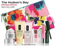 Canadian bonus: Clinique 7pc gift @ The Bay with $31 purchase. http://clinique-bonus.com/canada/