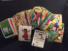 """Verkaufe Sammelbilder der Serie """"HEIDI"""" von AMERICANA MÜNCHEN aus dem Jahre 1978.Die Serie bestand aus insgesamt 360 Bildern - hier sind 174 davon zu haben.PREIS: VB! Macht mir einfach ein faires Angebot - Preisanfragen werden nicht beantwortet !Privatverkauf - keine Garantie, Rücknahme oder Umtausch - bei Versand plus Porto"""