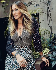 Sarah Jessica Parker, Leaving Carrie Behind With HBO's 'Divorce' - The New York Times