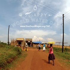 Equipping Farmers in Malawi Access To Clean Water, Wells, Uganda, Wind Turbine, Farmer, Sustainability, Adventure, Day, Life