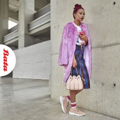 Is this outfit cute or courageous? Personal Stylist, Stylists, Kimono Top, Cute, Pink, Outfits, Tops, Women, Fashion