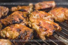 Pachnące orientem udka z kurczaka Tandoori Chicken, Poultry, Chili, Grilling, Appetizers, Ethnic Recipes, Food, Backyard Chickens, Chile