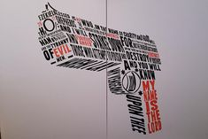 Check out this item in my Etsy shop https://www.etsy.com/listing/624468563/pulp-fiction-gun-canvas-painting-digital