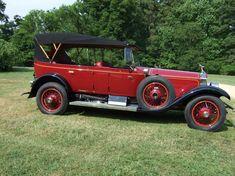 1925 Rolls-Royce Silver Ghost Springfield Oxford Coachwork By Rolls Royce