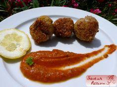 polpette de veau tomate-basilic