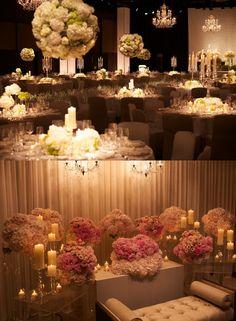 Drop-Dead Gorgeous Wedding Flower Ideas from Jeff Leatham - MODwedding
