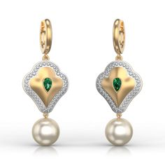 Best Online Diamond Jewellery store in India. Buy Earrings, Gold Earrings, Diamonds And Gold, Pearls, Stuff To Buy, Shopping, Jewelry, Random, Gold Stud Earrings
