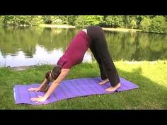 Sun Salutation is a famous yoga sequence. Sun Salutations stretch all the major muscle groups of the body, relax the mind, and help you to deepen your breath. Barbora Moravkova from Ayurveda Holistic Medicine presents an easy step by step guide on how to practice Sun Salutation (Surya Namaskar). ...
