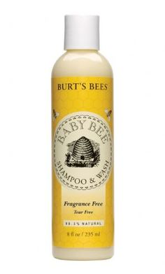Burt's Bees Baby Bee Fragrance Free Shampoo & Wash  - Smells so lovely and fresh and is gentle on my skin. The formula is a touch on the watery side for me but still a product I like to stock up on.