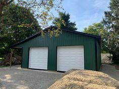 30x40 Fostoria, Ohio. Fostoria Ohio, Post Frame Building, Pole Barns, Shed, Outdoor Structures, Home, Warehouses, Ad Home, Homes