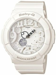 Casio Baby G White Dial Women s Watch - BGA131-7B  Watch  G- d5906df72f