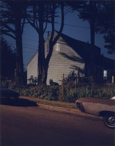 Todd Hido, Untitled #2154-A, from House Hunting, Cibachrome print, 1998. | MMoCA