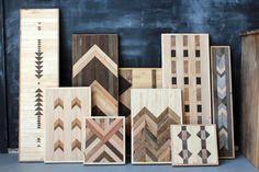 geometric wood - Google Search