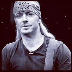 Bret Michaels  Photo by Dietrich Zeigler http://instagram.com/p/QH1xypnQ_B/#