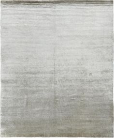 "Carpet Culture - Transitional Bamboo Silk Rug - 8' - 10"" X 9' - 9""  - 0815-06"