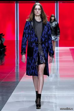 Модные пальто осень зима 2013 | SweetList.ru