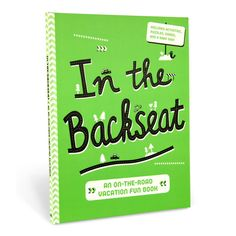 Knock Knock In the Backseat: An On-the-Road Vacation Fun Book is a car activity book for kids. Prevent boredom with riddles, jokes, and more cool car games! Road Trip With Kids, Travel With Kids, Portage Bay, Car Activities, Yellowstone Vacation, Wish You Well, Best Vacations, Fun Games, Knock Knock
