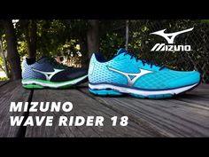 WATCH: Mizuno Wave Rider 18 Running Shoe Video | Holabird Sports Blog @mizunorunning #WaveRider18