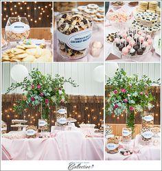 Destiny Hill Farm Cookie Table