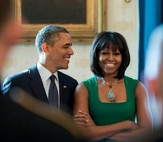 The President & His Wife