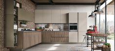 cucine moderne stosa - modello cucina infinity 13